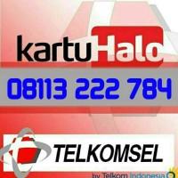 Kartu Halo Telkomsel || 08113 222 784