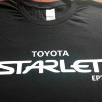 harga Kaos Mobil Toyota Starlet (ar) Tokopedia.com