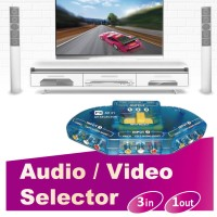 PX AV 31 AUDIO VIDEO SELECTOR