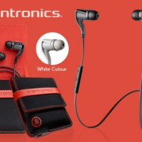 harga Plantronics BackBeat Go 2 With Charging Case Available in Black and Wh Tokopedia.com