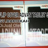 harga Flip Cover Advan Tablet S7/s7.barokah. Asli Tokopedia.com
