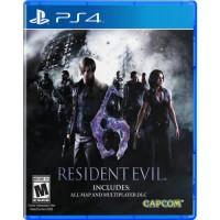 Kaset PS4 Game : Resident Evil 6