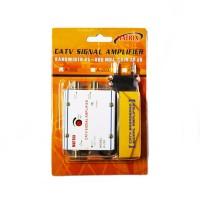 Booster Penguat Sinyal TV / CATV Signal Amplifier Matrix 2 Way