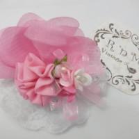 Jual souvenir bros jilbab aksesoris brooch hijab accessories bunga murah Murah