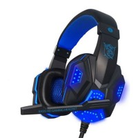 Plextone Headset Gaming PC780 with LED Light