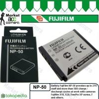 Battery FujiFilm NP-50 for Fujifilm X10/X20, FinePix F100/F50FD
