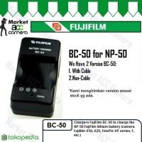 Charger Fujifilm BC-50 for NP-50 (Fujifilm X10/X20, FinePix XP Series)