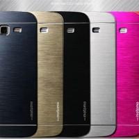 Samsung Galaxy Grand Duos Neo Plus Motomo Metal Hard Back Cover Case
