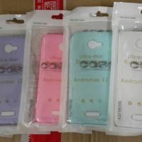 Soft Case Andromax E2 Ultrathin Silikon Tipis Smartfren