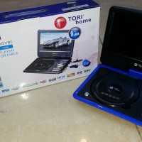 "Tori 9,88""Inch Portable TV / Dvd Player (BRAND NEW IN BOX)"