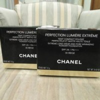 Chanel Perfection Lumiere Xtreme 10 & 21