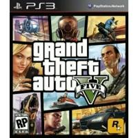 BD PS3 GTA /GRAND THEFT AUTO V NEW