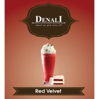 Denali Red velvet powder