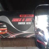 Truck Mirror Head / Spion Truk Fuso Fighter Hitam / Black EMGI 8041