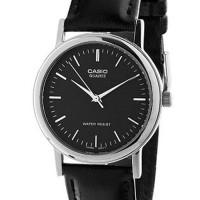 Casio Analog Watch - MTP-1095E-1ADF - Jam Tangan Unisex - Strap Genuin
