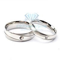Jual Cincin Couple - Silver Infinity Ring Murah