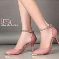 Harga sendal sepatu high heels wanita sandal sepatu cewek   WIKIPRICE INDONESIA