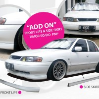 Front Lips & Side Skirt Timor SO / DO