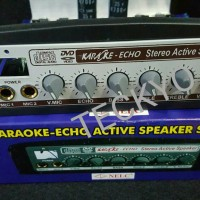 PCB KARAOKE - ECHO AKTIVE SPEAKER SAE - 110