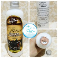Caviar Shampoo / Shampoo Kuda 250ml ORIGINAL