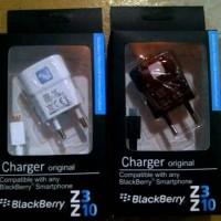 CHARGER BLACKBERRY Z3 & Z10 ORIGINAL TAM / CASAN / CHARGE