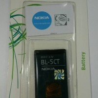 BATERAI NOKIA BL-5CT ORIGINAL 99,9%/BATRE/BATTERY