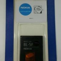 BATERAI NOKIA BL-5F ORIGINAL 99,9%/BATRE/BATTERY