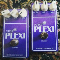 Lovepedal Purple Plexi (US made)