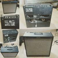 Fender Hotrod Deville 410 Amp (Mexican made)