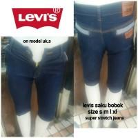 Levi's Skinny Pendek Size S - XL