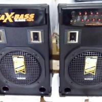 Speaker Aktif Sanken 12 Inch Bluetooth 80.000 PMPO