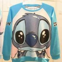 harga Sweater Lilo Stitch Big Face Tokopedia.com