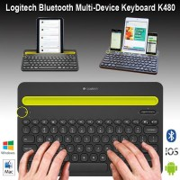 Logitech K480 Keyboard Wireless | Keyboard Bluetooth Logitech K 480