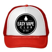 TOPI TRUCKER EASY VAPE CLUB - BANABOO SHOPPING