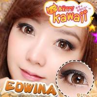 Softlens Kitty Kawaii EDWINA / Soft Lens Kity Kawai EDWINA - Thailand
