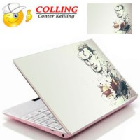 Suparman_2 / Stiker Laptop 10,12, 14, 15 Inch / Garskin Laptop