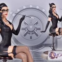 Dc Collectibles Dc Comics Bombshells Catwoman Statue