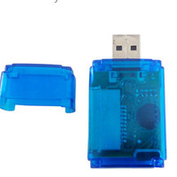All in One Memory Card Reader / memori card komputer pc laptop tablet