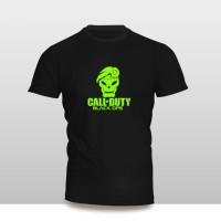 Kaos Baju Pakaian GAME CALL OF DUTY FACE Murah