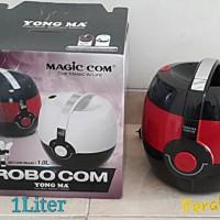 YONG MA Robo Com MC-1300 Rice Cooker Magic Robocom Yongma 1 Liter