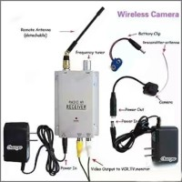 Wireless Camera CCTV Wireless Camera Wireless Pinhole, Kamera