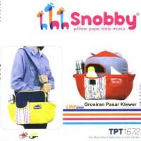 harga Tas Perlengkapan Bayi Kecil Snobby Line Series TPT 1672 Tokopedia.com