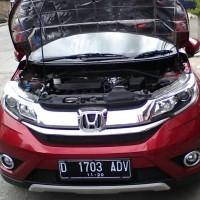 aLum Honda BR - V 2016 peredam suara bising kap mesin