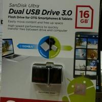 Sandisk Ultra Dual Usb Drive 3.0 16 gb