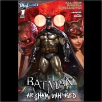 CD komik Batman Arkham Unhinged #1