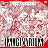 Anti Stress Imaginarium Coloring Book For Adults Iwan Mangopang Harga