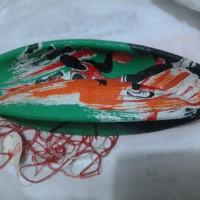 Bola Basket Big Gulp,Coca Cola 7 Eleven, moisten needle inflate 8-9 lb