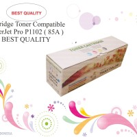harga Cartridge Toner Compatible Laserjet Pro P1102 ( 85a ) Best Quality Tokopedia.com
