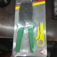Crimping tool Rj45