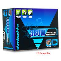 harga Power Supply Simbadda 380W Pure (Garansi Tukar Baru 1 Tahun) Tokopedia.com